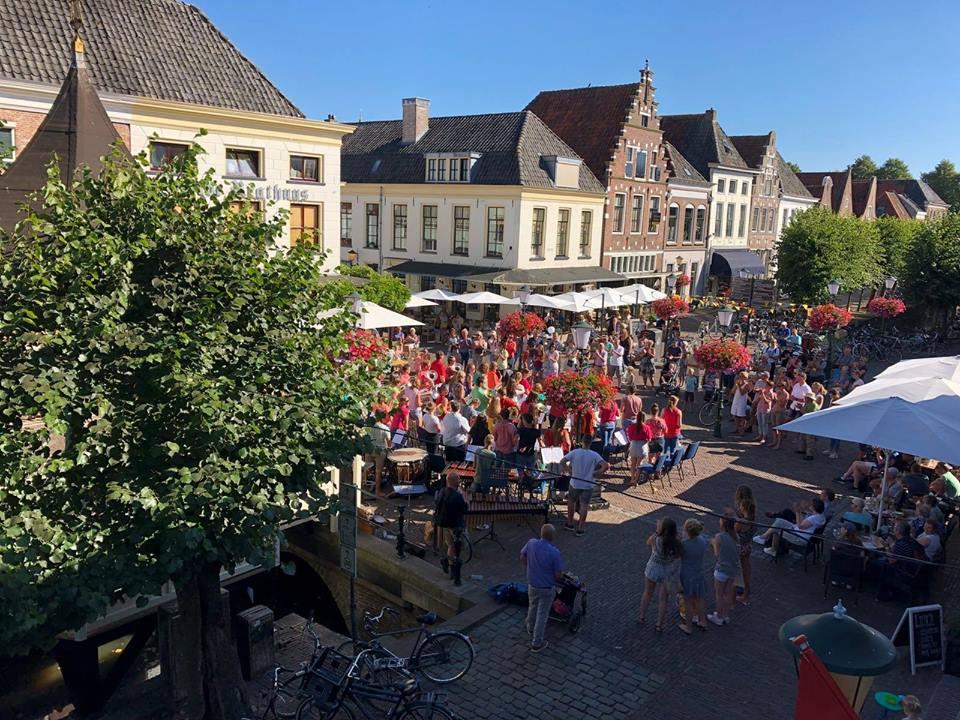 Daviliana op Vischmarkt 2018