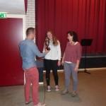 Winnaars van de Duetbeker: Brenda en Janneke Evink
